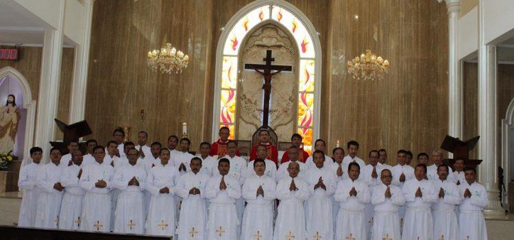Perayaan Hari Raya Pentakosta & Pelantikan Prodiakon Paroki Kristus Raja Serang