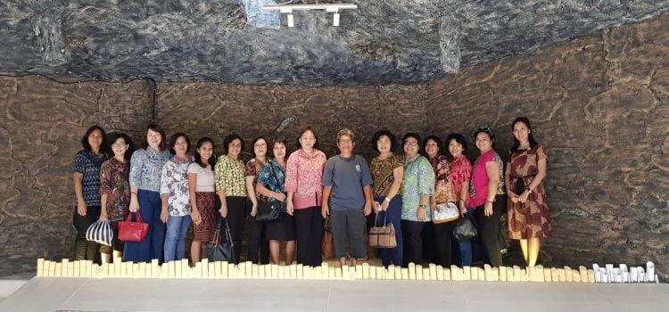 Bakti Sosial Komisi Kesehatan Keuskupan Bogor ke Paroki Cibadak