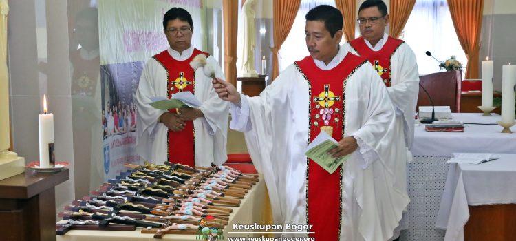 Peresmian & Pemberkatan Bruderan Budi Mulia dan Klinik Pratama Melania Bruderan