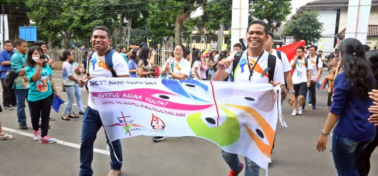 Asian Youth Day 2017 di Keuskupan Bogor