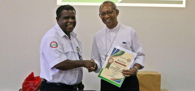 Penandatanganan Perjanjan Kerjasama Antara BPJS dengan Keuskupan Bogor