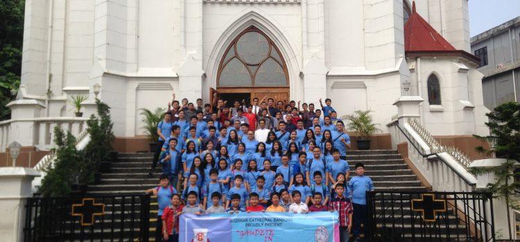Kunjungan Putra Altar & Putri Sakristi Gereja Katedral Bandung
