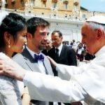 10 Nasihat Paus Fransiskus Untuk Pasangan di Seluruh Dunia
