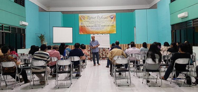 Retret Credit Union Keuskupan Bogor