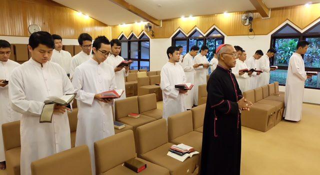 Retret Tahunan Frater Seminari Tinggi St. Petrus-Paulus Keuskupan Bogor