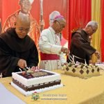 Perayaan Pesta Emas dan Pesta Perak Tahbisan Imamat di Keuskupan Bogor