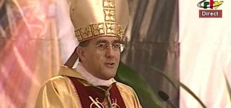 Duta Besar Vatican untuk Indonesia yang Baru