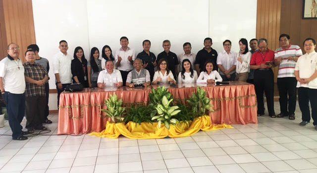 Pertemuan Imam Keuskupan Sufragan Bogor : Wujudkan Pelayanan dan Kasih