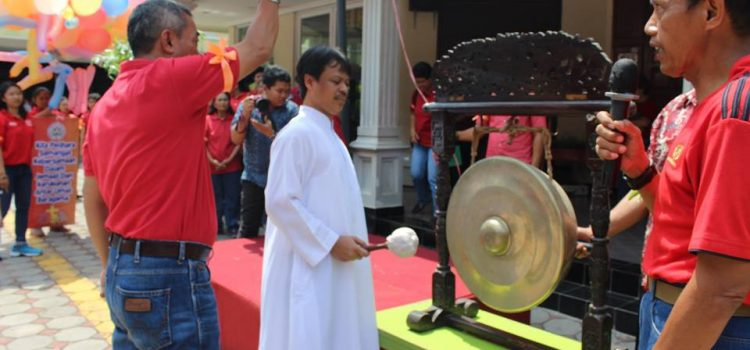 Ceremonial Pesta Nama Pelindung Paroki Kristus Raja – Serang