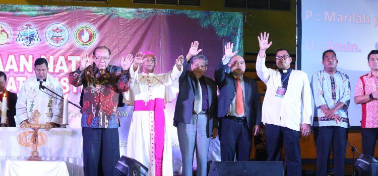 Kebhinekaan yang Terwujud Dalam Perayaan Natal Bersama Kota Bogor
